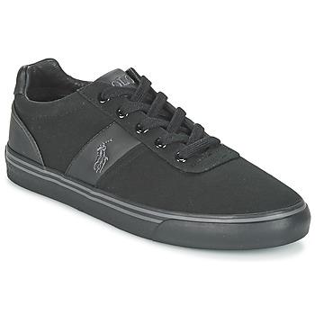 Schoenen Heren Lage sneakers Ralph Lauren HANFORD-NE Zwart