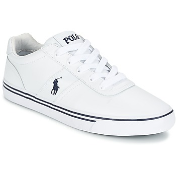 Schoenen Heren Lage sneakers Polo Ralph Lauren HANFORD Wit
