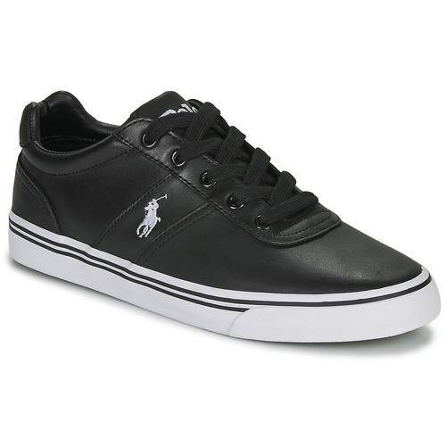 Schoenen Heren Lage sneakers Polo Ralph Lauren HANFORD Zwart