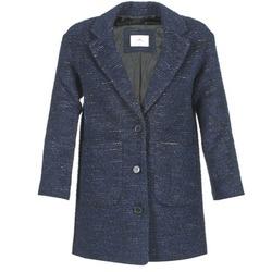 Textiel Dames Mantel jassen Loreak Mendian MARE Blauw