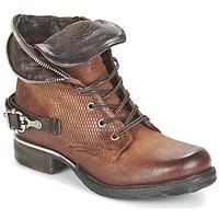 Schoenen Dames Laarzen Airstep / A.S.98 SAINT PA Bruin