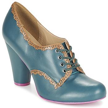 Schoenen Dames Low boots Cristofoli POSS CHAV Blauw / Petrol