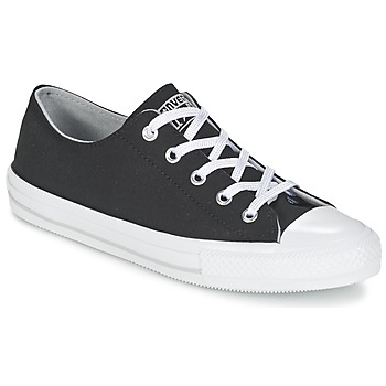 Schoenen Dames Lage sneakers Converse GEMMA TWILL OX Zwart