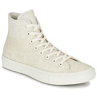 Schoenen Hoge sneakers Converse CHUCK TAYLOR ALL STAR II CAOUTCHOUC HI Beige