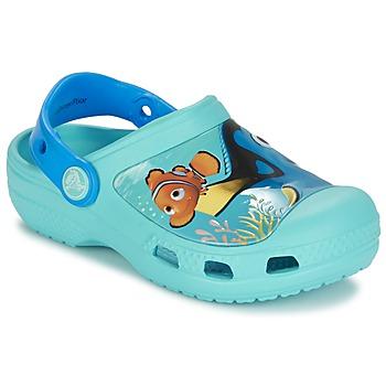 Schoenen Kinderen Klompen Crocs CC DORY CLOG Blauw