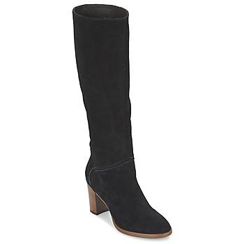 Schoenen Dames Hoge laarzen JB Martin XAP Zwart