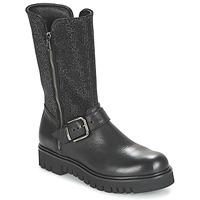 Schoenen Dames Hoge laarzen Now BOURNIRO Zwart