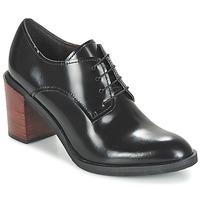 Schoenen Dames Low boots Un Matin d'Ete 1VEXAS Zwart
