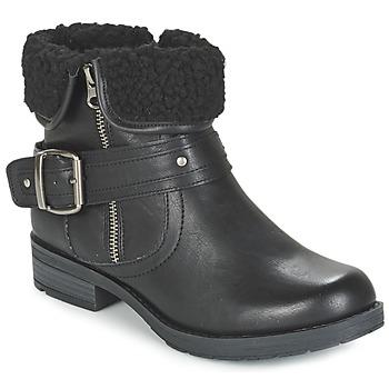 Schoenen Dames Laarzen Refresh CHRISTINO Zwart