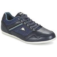 Schoenen Heren Lage sneakers Kappa BRIDGMANI Blauw