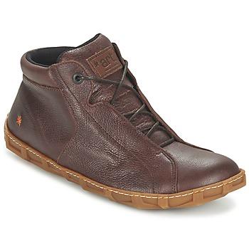 Schoenen Heren Laarzen Art MELBOURNE Bruin