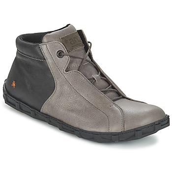 Schoenen Heren Laarzen Art MELBOURNE Grijs / Zwart