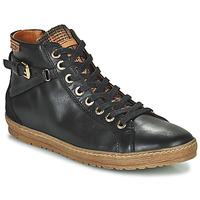 Schoenen Dames Hoge sneakers Pikolinos LAGOS 901 Zwart