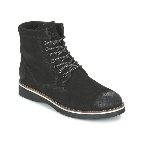Schoenen Heren Laarzen Superdry STIRLING BOOT Zwart