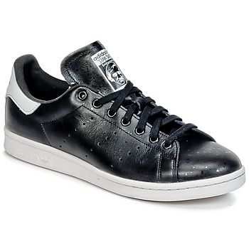 Schoenen Lage sneakers adidas Originals STAN SMITH Zwart
