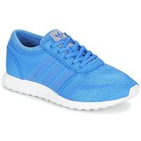 Schoenen Jongens Lage sneakers adidas Originals LOS ANGELES J Blauw
