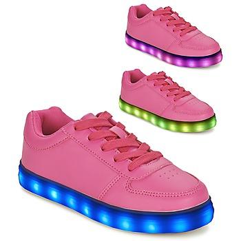 Schoenen Meisjes Lage sneakers BEPPI ELEL Roze