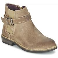 Schoenen Meisjes Laarzen Mod'8 NEL Beige