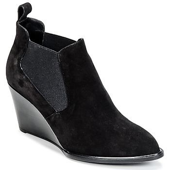 Schoenen Dames Low boots Robert Clergerie OLAV Zwart