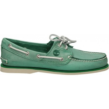 Schoenen Heren Bootschoenen Timberland CLASSIC BOAT 2 EYE MISSING_COLOR