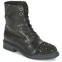 Schoenen Dames Laarzen Tosca Blu KATE Zwart