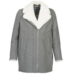 Textiel Dames Mantel jassen Kaporal CAZAL Grijs