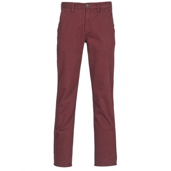 Textiel Heren Chino's Timberland SQUAM LAKE CHINO Bordeau