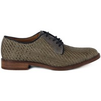 Schoenen Heren Derby Soldini OYSTER TAUPE     95,4