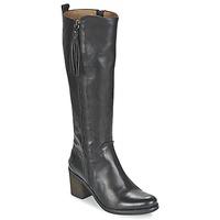 Schoenen Dames Hoge laarzen Coqueterra SHEILA Zwart
