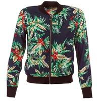 Textiel Dames Jasjes / Blazers Moony Mood MIBOU Marine / Groen