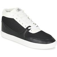 Schoenen Heren Hoge sneakers Sixth June NATION WIRE Zwart / Wit