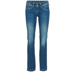 Textiel Dames Straight jeans Pepe jeans BANJI D67
