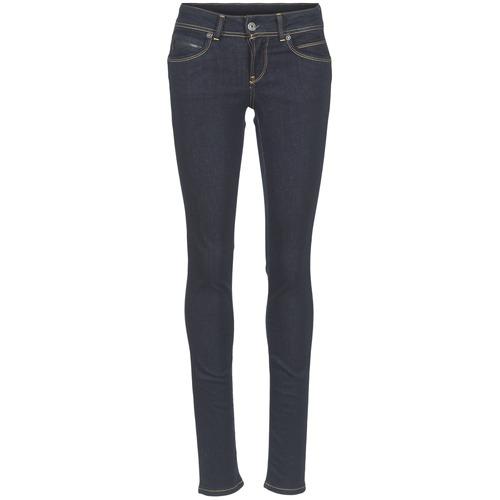 Textiel Dames Skinny jeans Pepe jeans NEW BROOKE Blauw / Brut