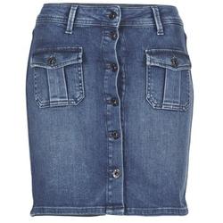 Textiel Dames Rokken Pepe jeans SCARLETT Blauw