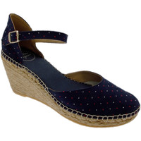 Schoenen Dames Sandalen / Open schoenen Toni Pons TOPDELTAbl blu