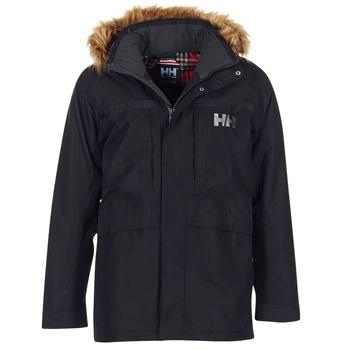 Textiel Heren Parka jassen Helly Hansen COASTAL 2 PARKA Zwart