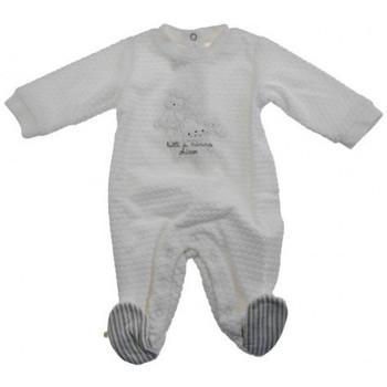 Textiel Kinderen Jumpsuites / Tuinbroeken Chicco  Wit