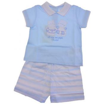 Textiel Kinderen Jumpsuites / Tuinbroeken Chicco  Blauw