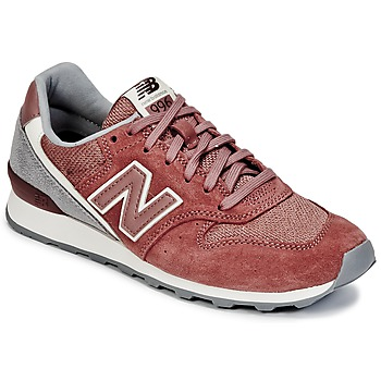 Schoenen Dames Lage sneakers New Balance WR996 Rood