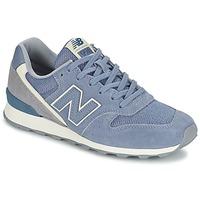Schoenen Dames Lage sneakers New Balance WR996 Blauw