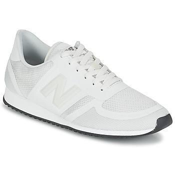 Schoenen Lage sneakers New Balance U420 Wit