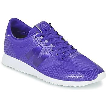 Schoenen Dames Lage sneakers New Balance WL420 Violet