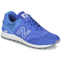 Schoenen Heren Lage sneakers New Balance MTL574 Blauw
