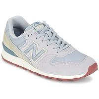 Schoenen Dames Lage sneakers New Balance WR996 Grijs