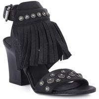 Schoenen Dames Sandalen / Open schoenen Juice Shoes SANDALO PAMPLONA Nero