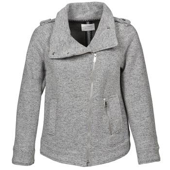 Textiel Dames Mantel jassen Gas CRISSY Grijs