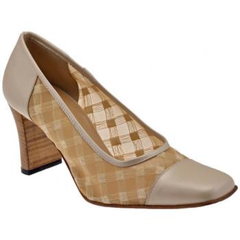 Schoenen Dames pumps Bettina  Beige