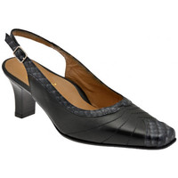 Schoenen Dames pumps Bettina  Zwart