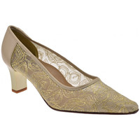 Schoenen Dames pumps Bettina  Goud
