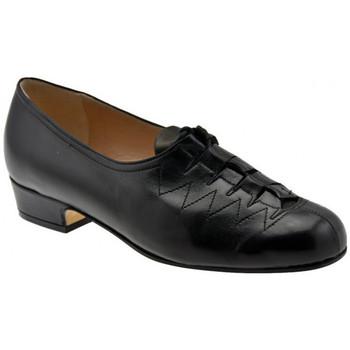 Schoenen Dames Derby Bettina  Zwart